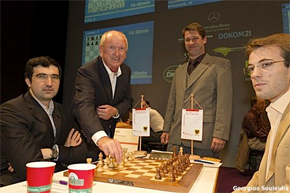 Kramnik close to 10th Dortmund title